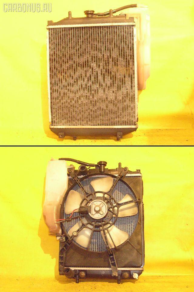 Радиатор ДВС TOYOTA DUET M110A EJ-DE. Фото 3