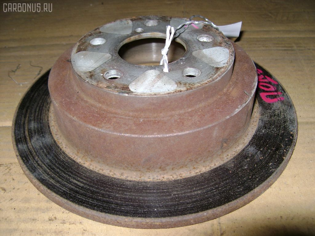 Тормозной диск SUBARU FORESTER SF5. Фото 3