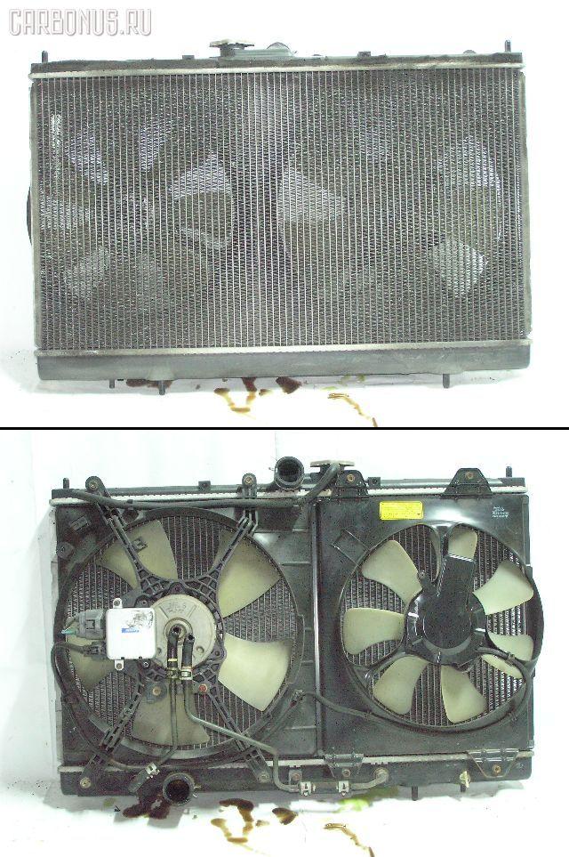 Радиатор ДВС MITSUBISHI RVR N61W 4G93. Фото 5