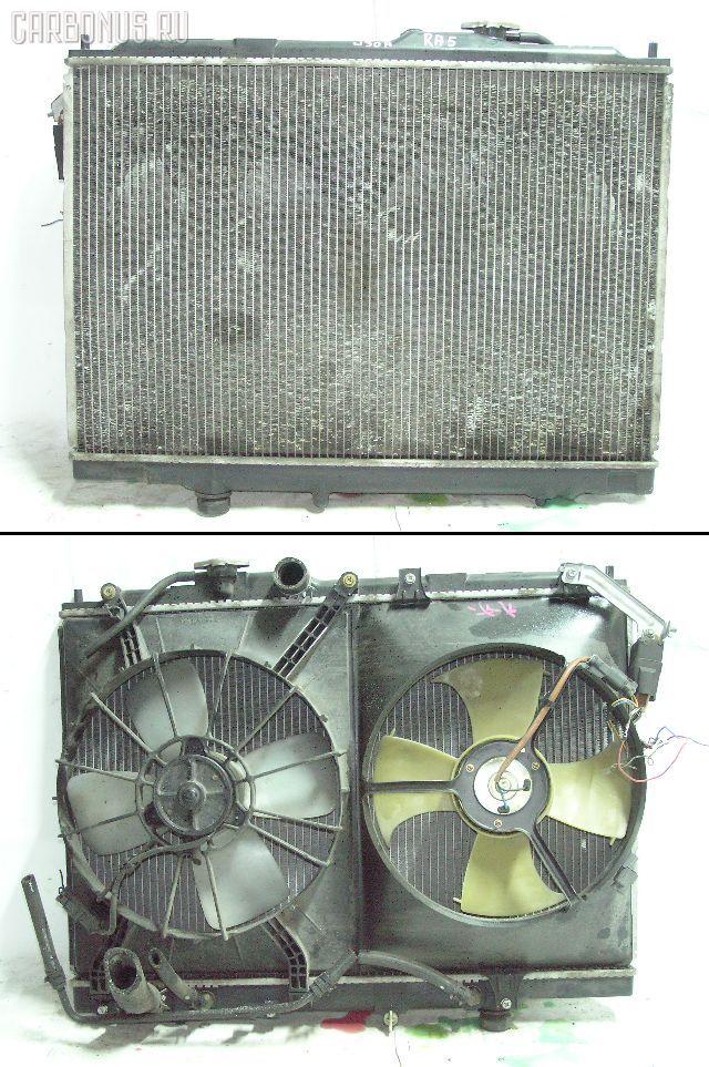 Радиатор ДВС HONDA ODYSSEY RA5 J30A. Фото 6