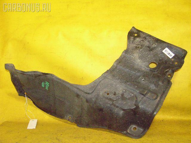 Защита двигателя TOYOTA COROLLA AE100 5A-FE. Фото 3