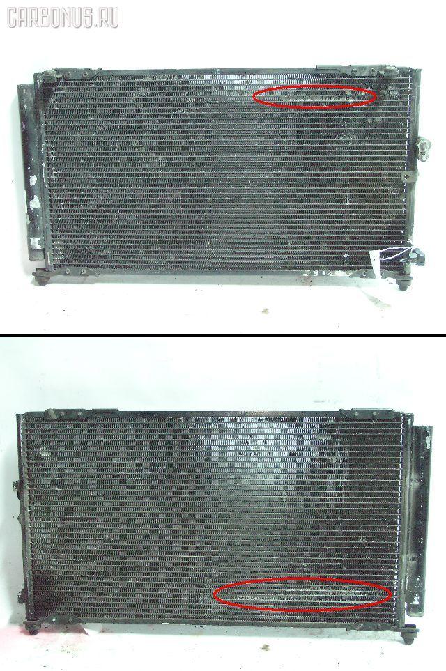 Радиатор кондиционера TOYOTA GX100 1G-FE. Фото 6