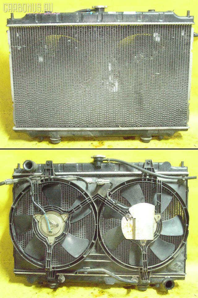 Радиатор ДВС NISSAN CEFIRO WAGON WPA32 VQ25DE. Фото 4