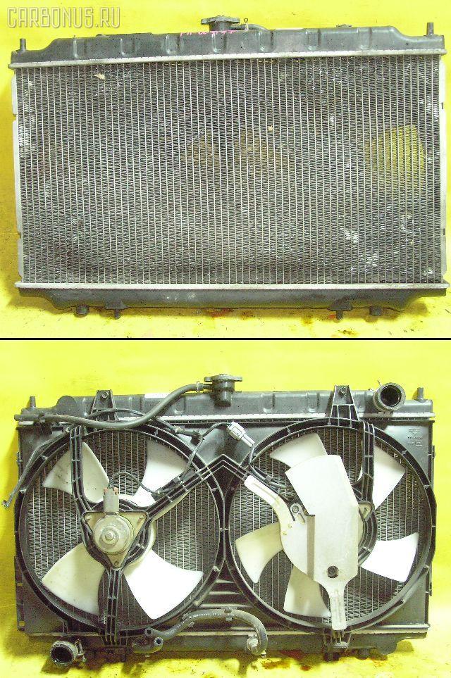 Радиатор ДВС NISSAN PRIMERA P11 SR18DE. Фото 8
