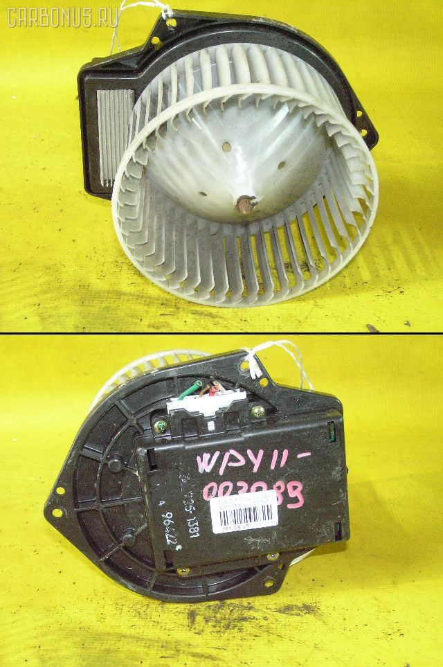 Мотор печки NISSAN WINGROAD WPY11. Фото 2