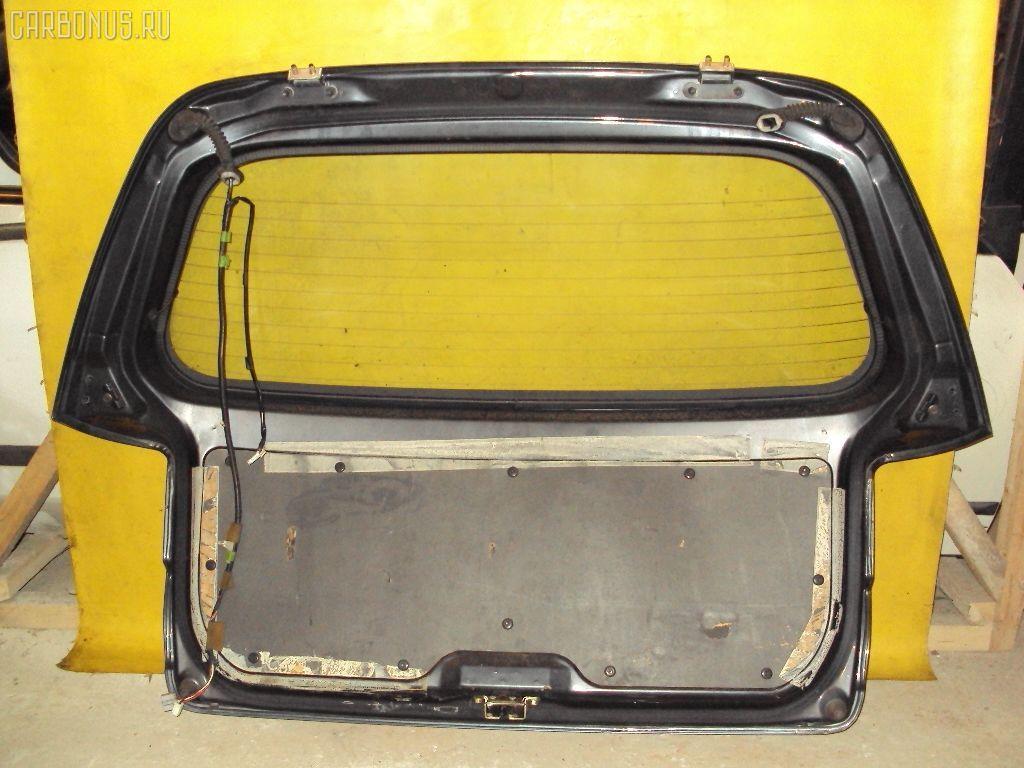 Дверь задняя TOYOTA CALDINA ET196V. Фото 6