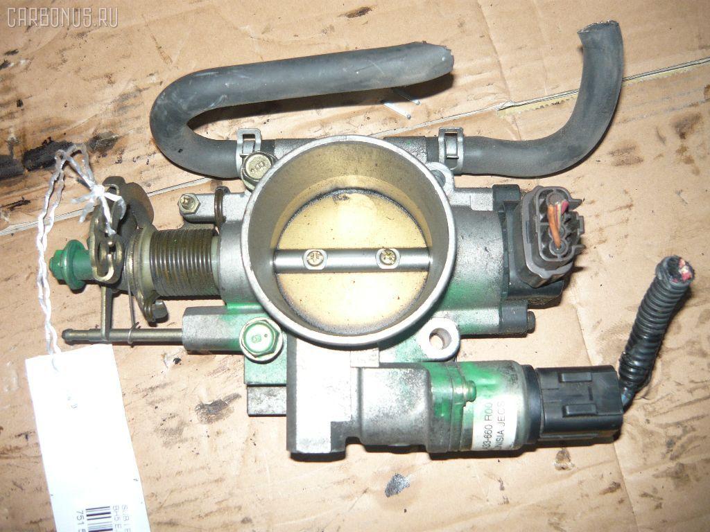 Дроссельная заслонка SUBARU LEGACY WAGON BH5 EJ20-TT. Фото 6