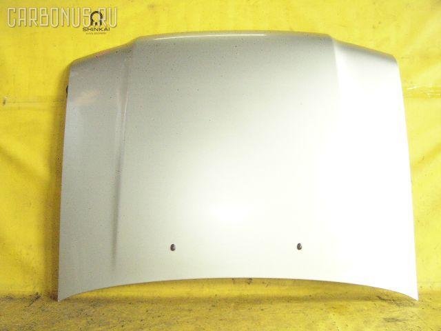 Капот NISSAN TERRANO REGULUS JLR50. Фото 5
