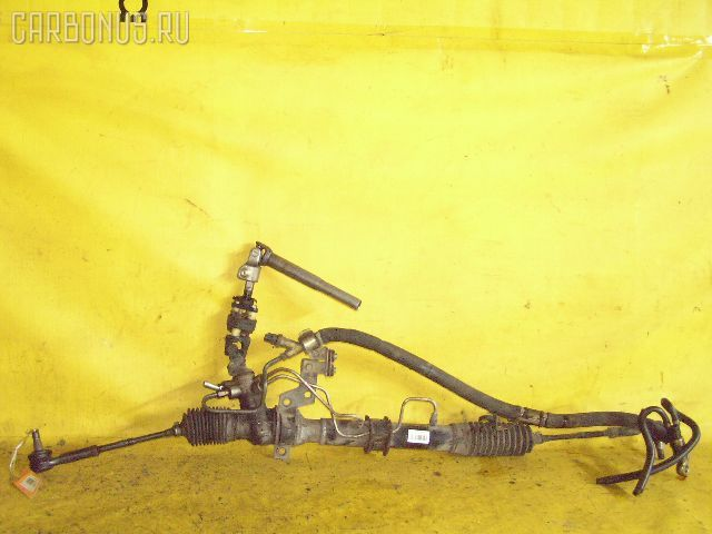 Рулевая рейка NISSAN EXPERT VNW11 QG18DE. Фото 2