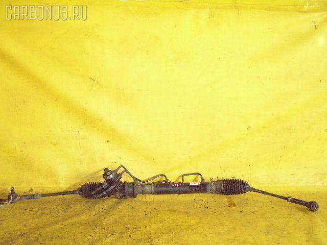 Рулевая рейка NISSAN SKYLINE HR33 RB20E. Фото 1