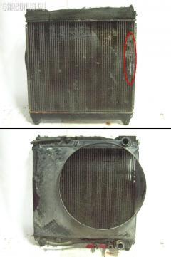 Радиатор ДВС SUZUKI ESCUDO TD01W G16A Фото 1