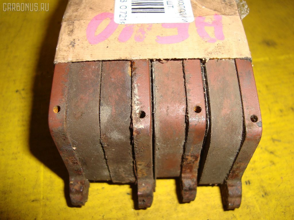 Тормозные колодки TOYOTA AE100 5A-FE. Фото 10