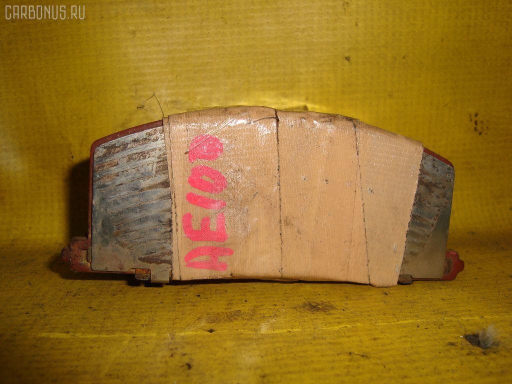Тормозные колодки TOYOTA AE100 5A-FE. Фото 11