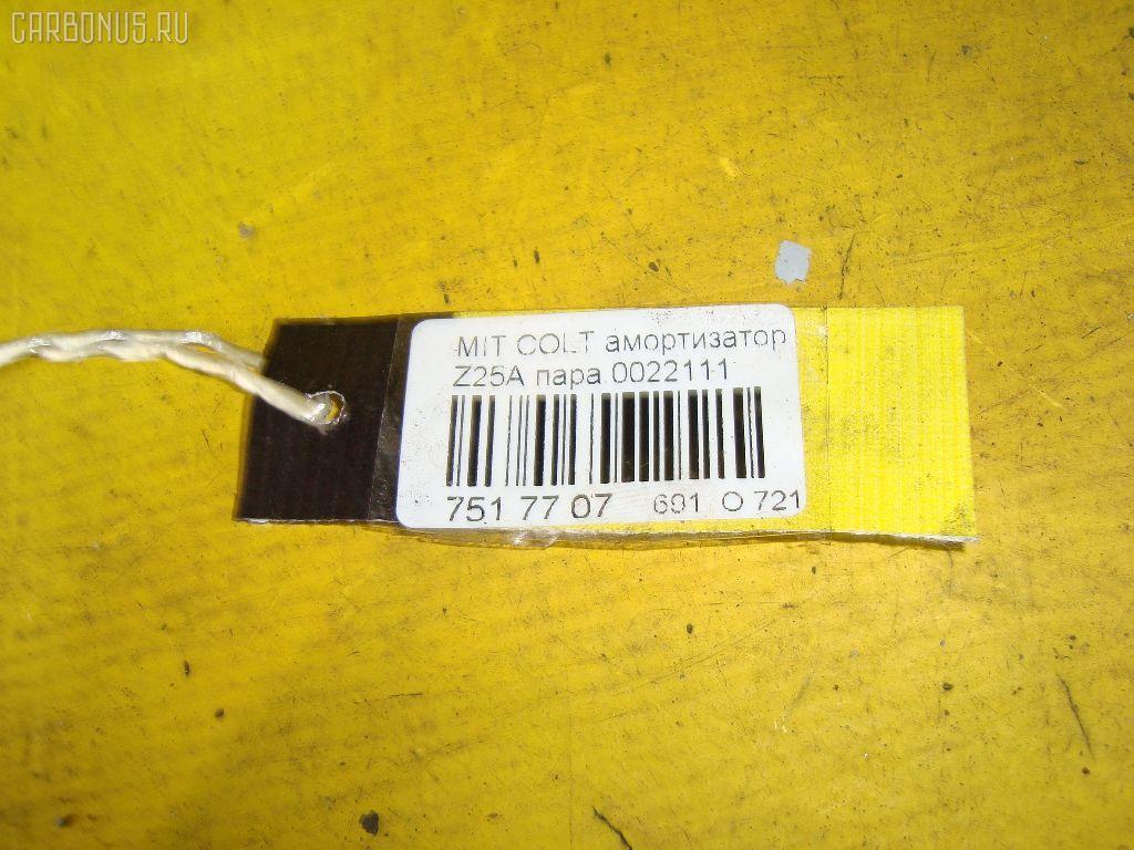 Амортизатор двери MITSUBISHI COLT Z25A Фото 2