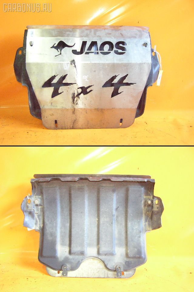 Защита двигателя MITSUBISHI PAJERO JUNIOR H57A 4A31