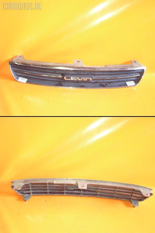 Решетка радиатора TOYOTA COROLLA LEVIN AE101. Фото 10