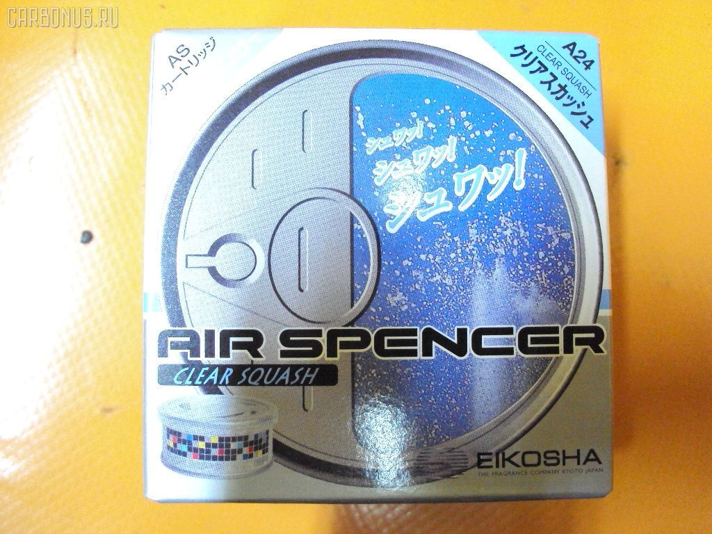 Ароматизатор AIR SPENCER A24. Фото 1