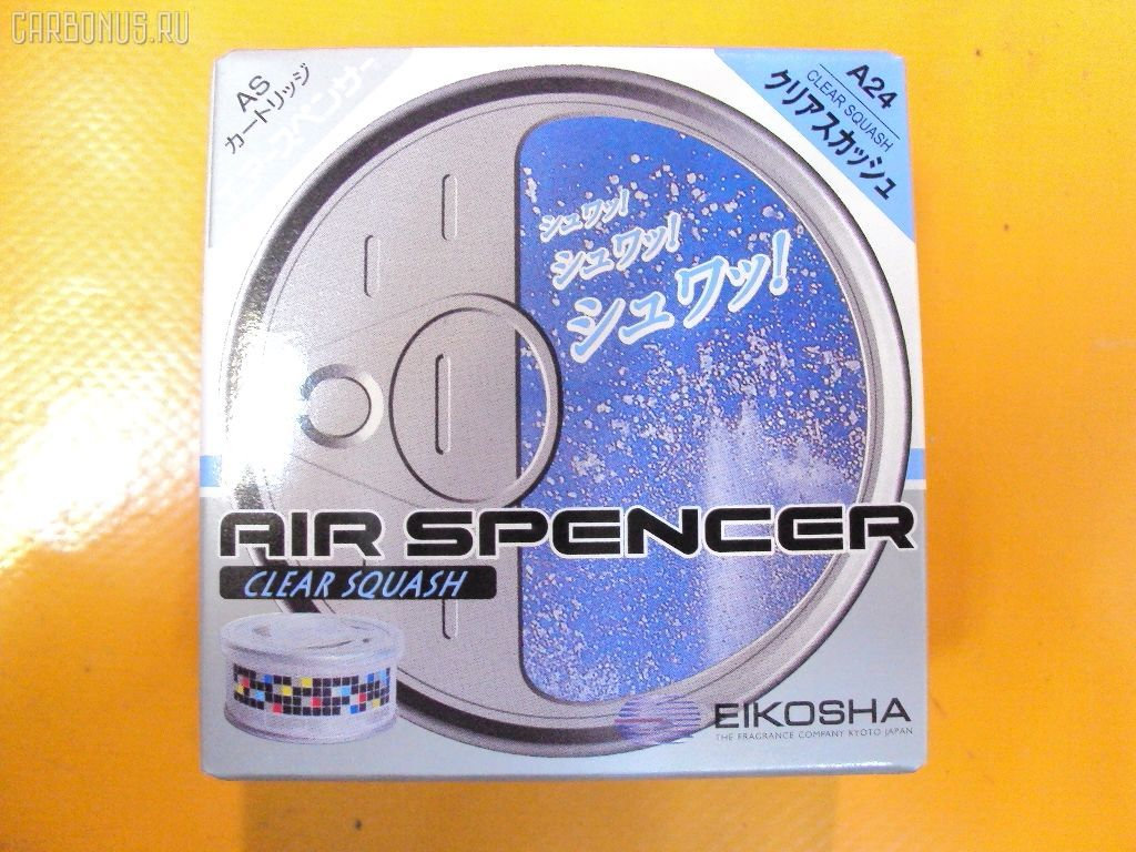 Ароматизатор AIR SPENCER A24. Фото 3