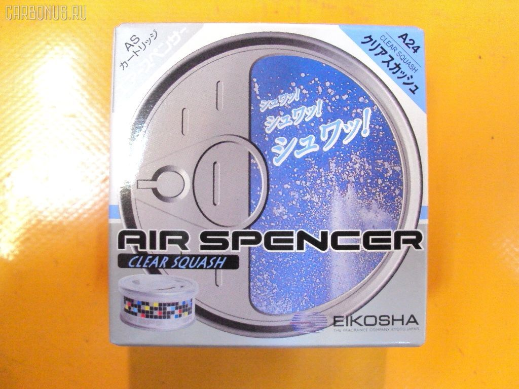Ароматизатор AIR SPENCER A24. Фото 5