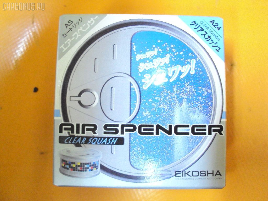 Ароматизатор AIR SPENCER A24. Фото 6
