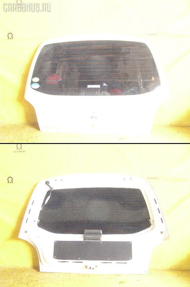 Дверь задняя MITSUBISHI MINICA H42A. Фото 1