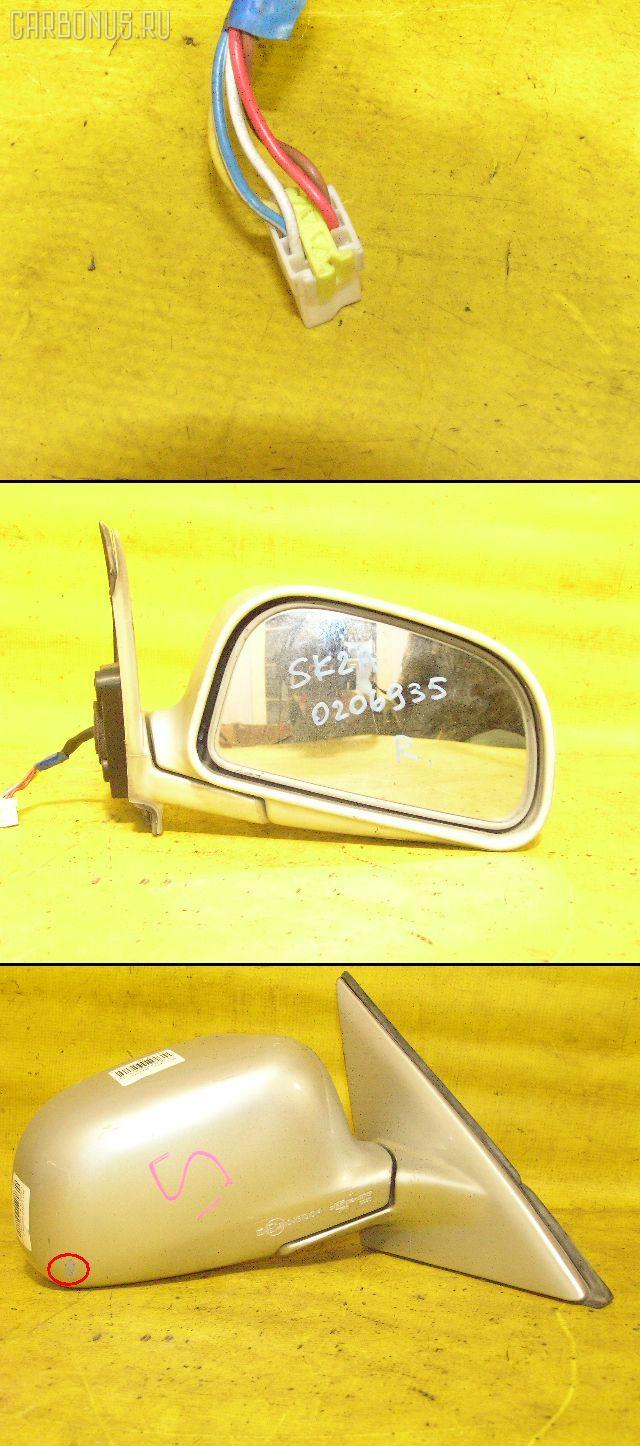 Зеркало двери боковой MITSUBISHI LANCER CK2A. Фото 6
