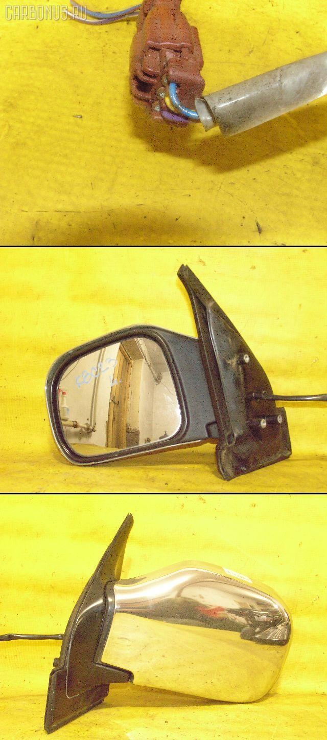 Зеркало двери боковой NISSAN SERENA KBC23. Фото 5