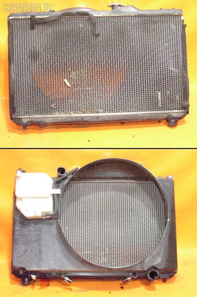 Радиатор ДВС TOYOTA MARK II GX105 1G-FE. Фото 1