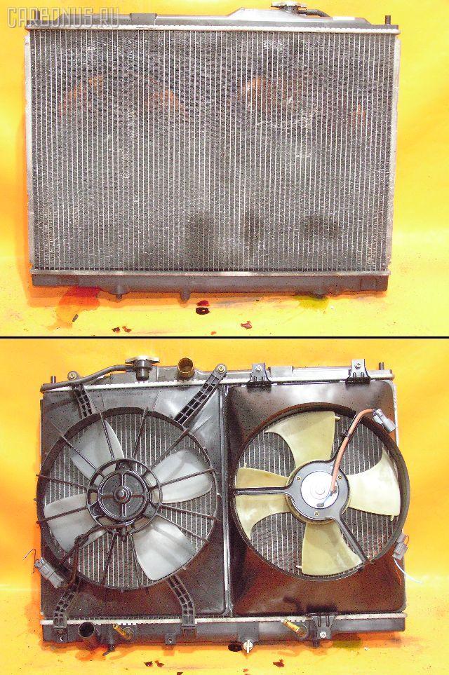 Радиатор ДВС HONDA ODYSSEY RA5 J30A. Фото 8