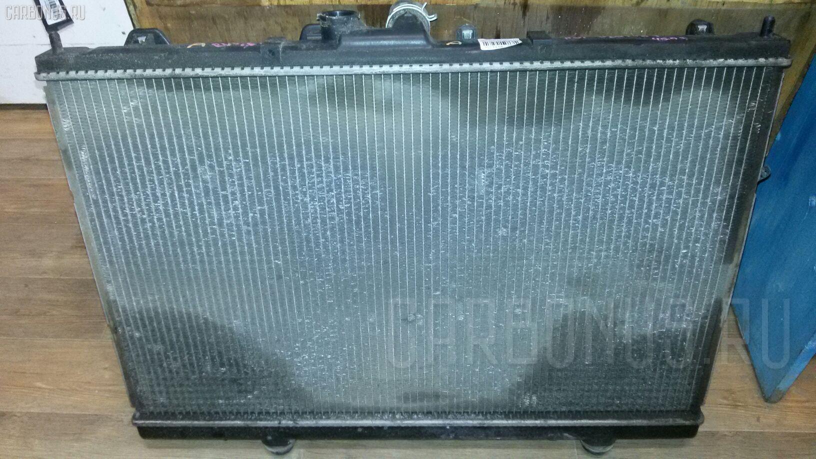Радиатор ДВС MITSUBISHI RVR N61W 4G93 Фото 2