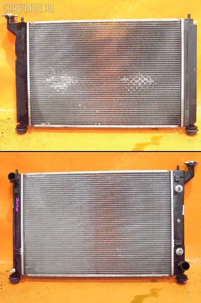 Радиатор ДВС TOYOTA OPA ZCT10 1ZZ-FE. Фото 11