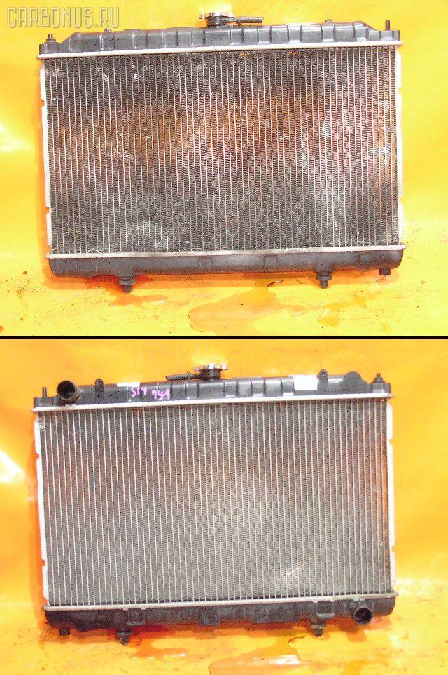 Радиатор ДВС NISSAN SILVIA S14 SR20DE Фото 1