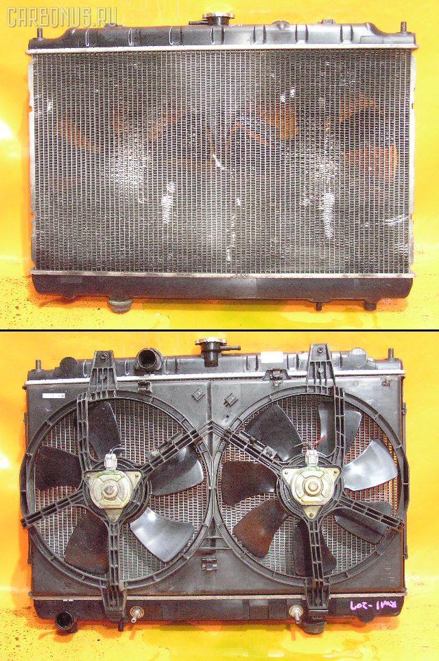 Радиатор ДВС NISSAN AVENIR RW11 QR20DE. Фото 7