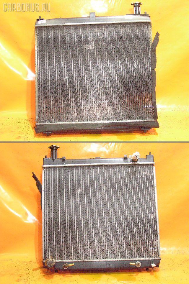 Радиатор ДВС TOYOTA GRANVIA RCH11W 3RZ-FE. Фото 1