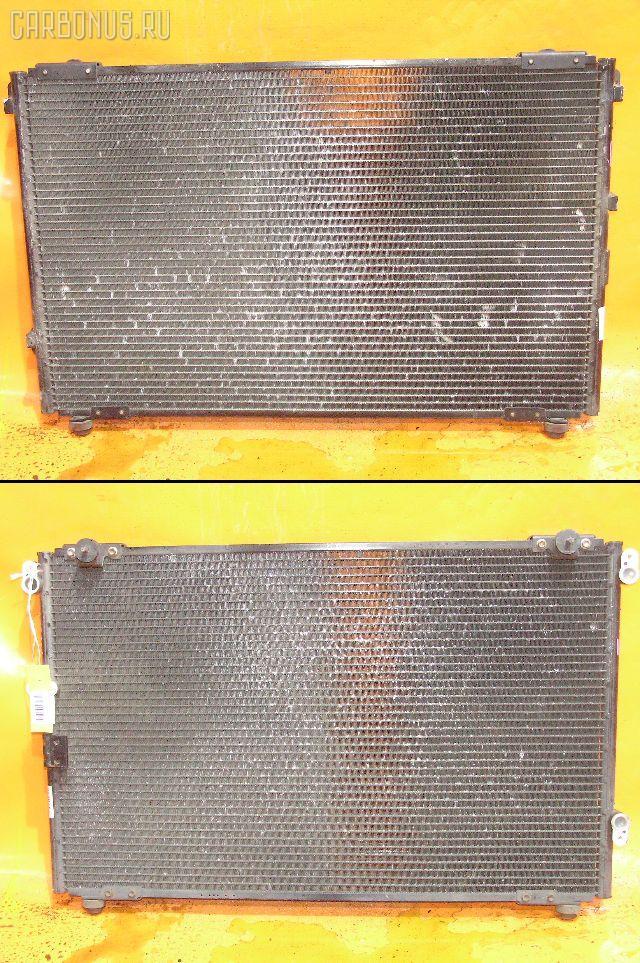 Радиатор кондиционера HONDA LEGEND KA9 C35A. Фото 9
