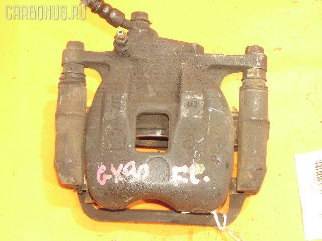 Суппорт TOYOTA MARK II GX90 1G-FE. Фото 2