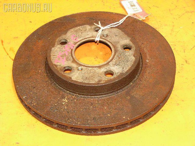 Тормозной диск TOYOTA CROWN JZS151. Фото 1