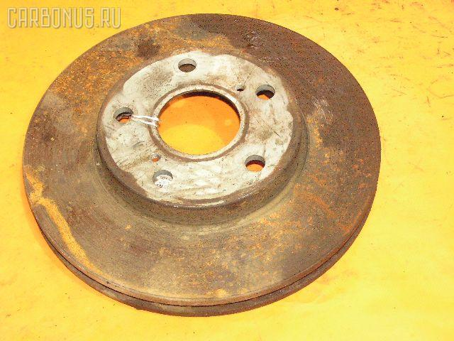 Тормозной диск TOYOTA CROWN JZS151. Фото 2