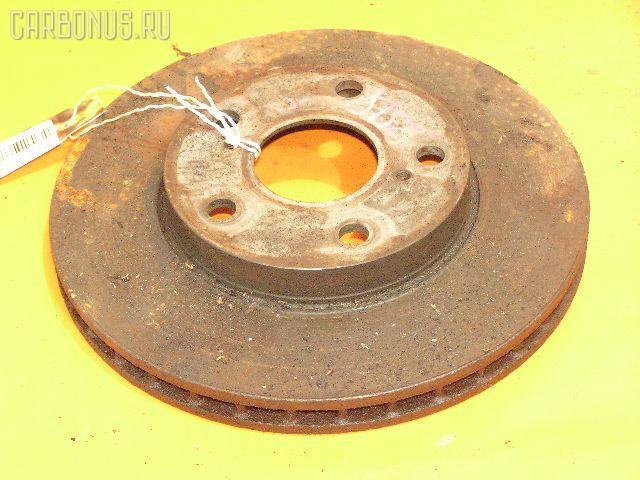Тормозной диск TOYOTA CROWN JZS151. Фото 3