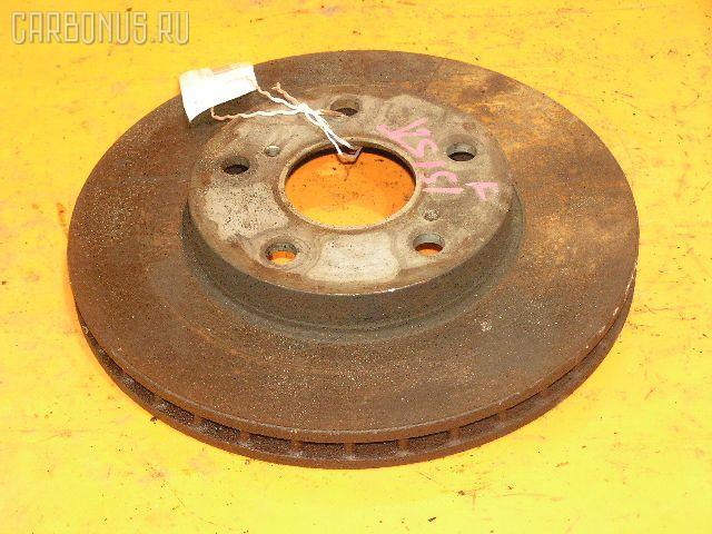 Тормозной диск TOYOTA CROWN JZS151. Фото 5