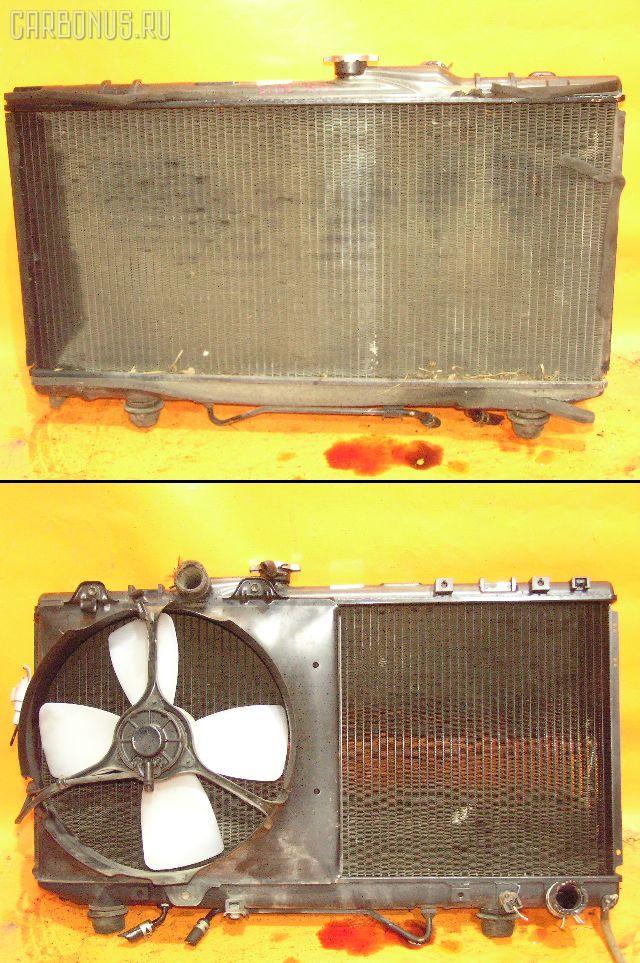 Радиатор ДВС TOYOTA CARINA ED ST182 3S-FE. Фото 5