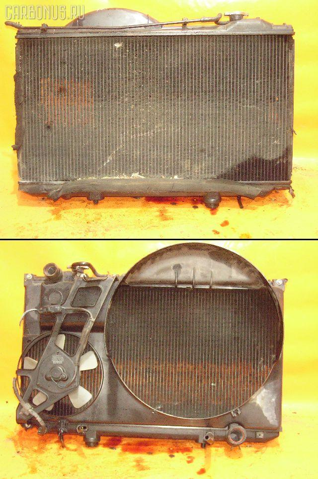 Радиатор ДВС TOYOTA ARISTO JZS147 2JZ-GE. Фото 11