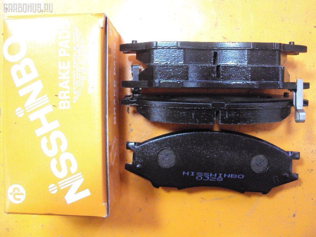 Тормозные колодки NISSAN SUNNY B15. Фото 7