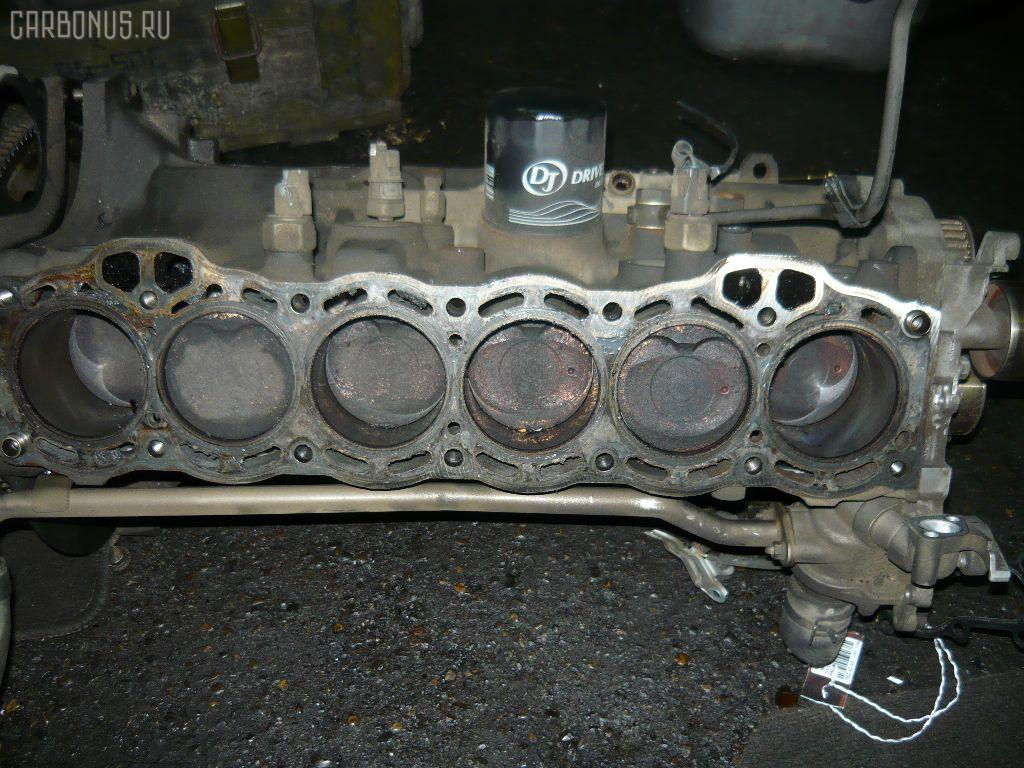 Блок двигателя TOYOTA CHASER GX100 1G-FE. Фото 5