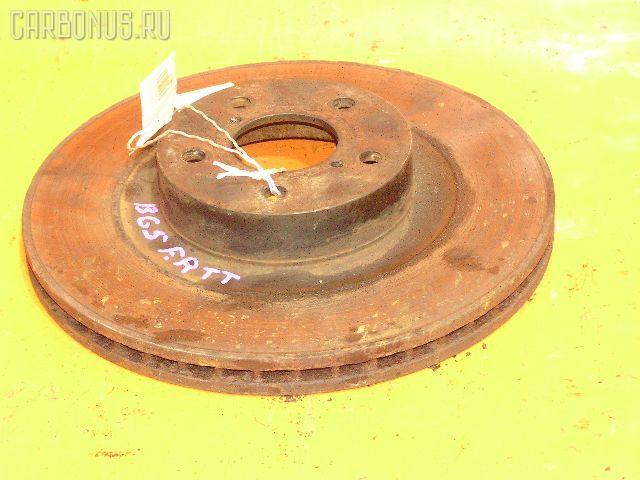 Тормозной диск SUBARU LEGACY WAGON BG5. Фото 9