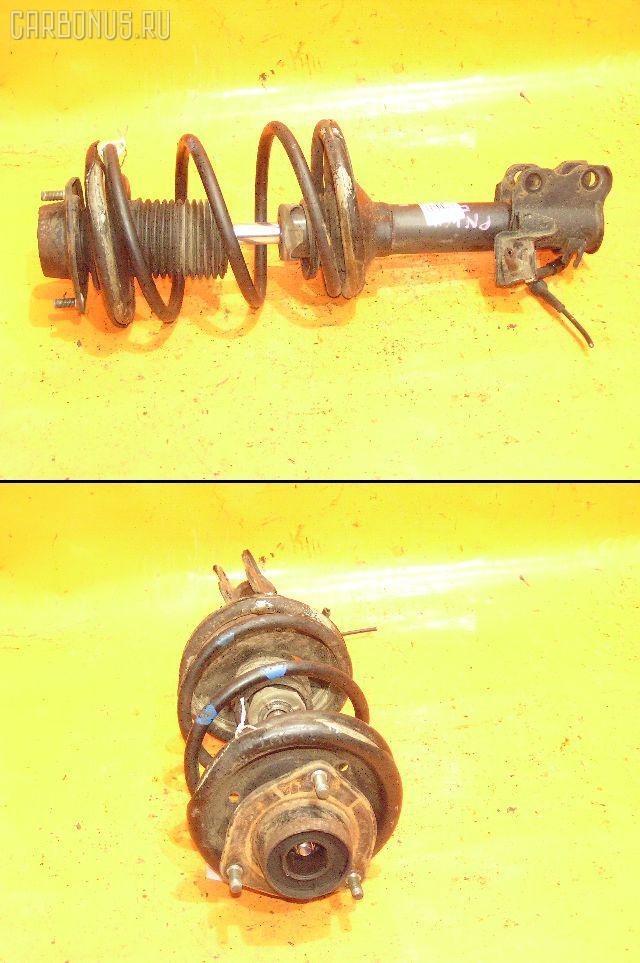 Стойка амортизатора NISSAN AVENIR PNW11 SR20DE. Фото 7