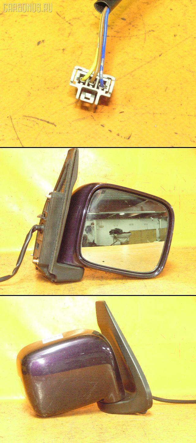 Зеркало двери боковой HONDA LIFE JB5 Фото 1