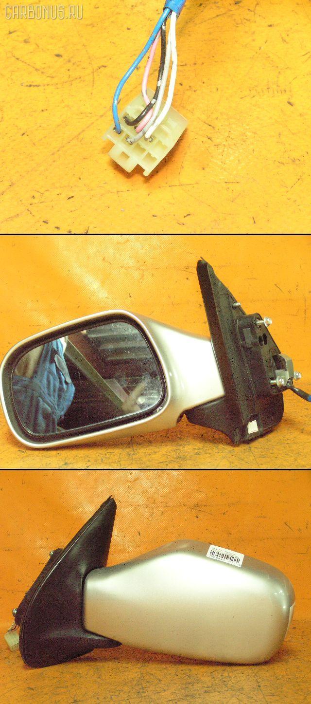 Зеркало двери боковой SUZUKI KEI HN22S. Фото 9