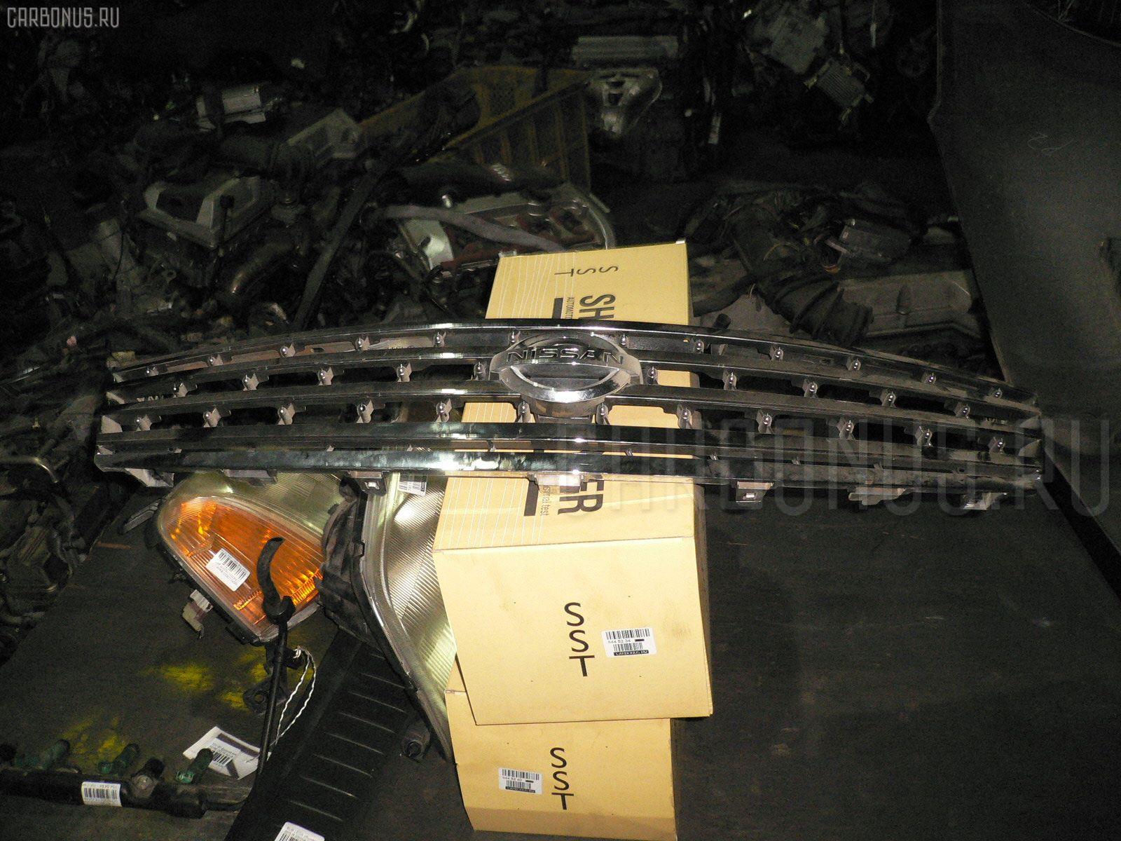 Решетка радиатора NISSAN FUGA Y50. Фото 1