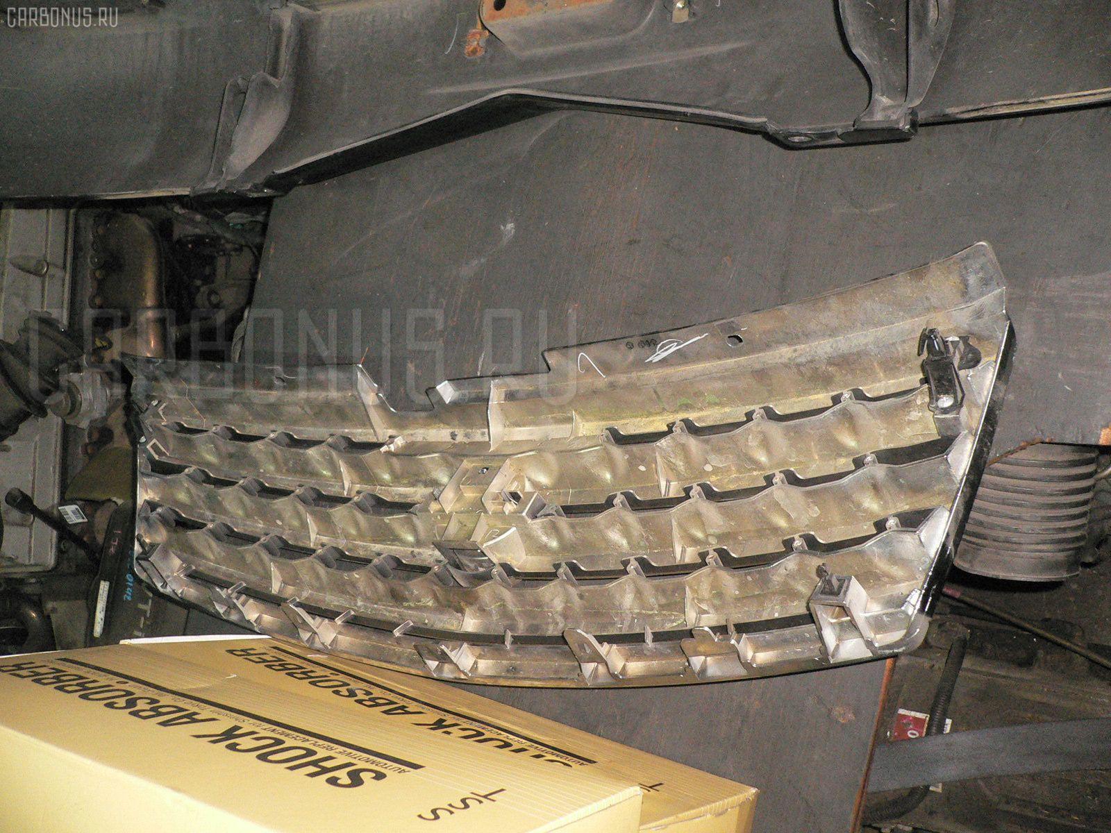 Решетка радиатора NISSAN FUGA Y50. Фото 2